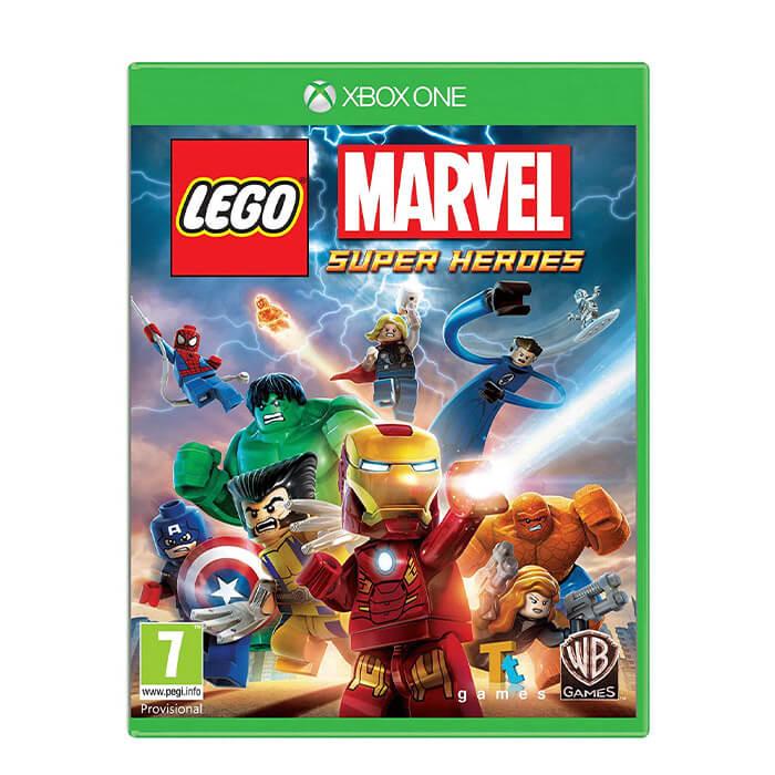 بازی Lego Marvel Super Heroes برای Xbox One – استوک