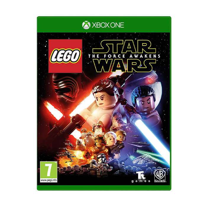بازی Lego Star Wars: The Force Awakens برای Xbox One – استوک