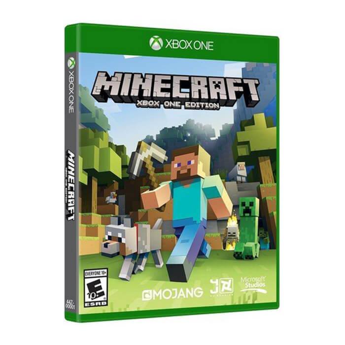 بازی Minecraft برای Xbox One – استوک