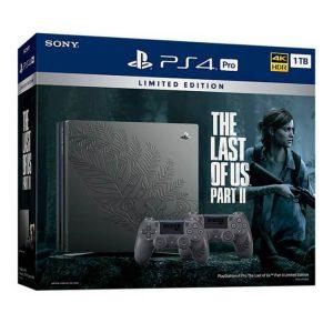 خرید پلی استیشن 4 باندل The Last of Us دو دسته استوک دست دوم