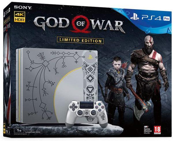 خرید PS4 Pro bundle God of War دست دوم ارزان