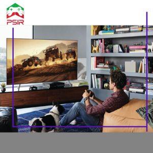 لیست بهترین تلویزیون های مناسب گیمینگ و بازی (Xbox, PS5) 11 مدل [4K]
