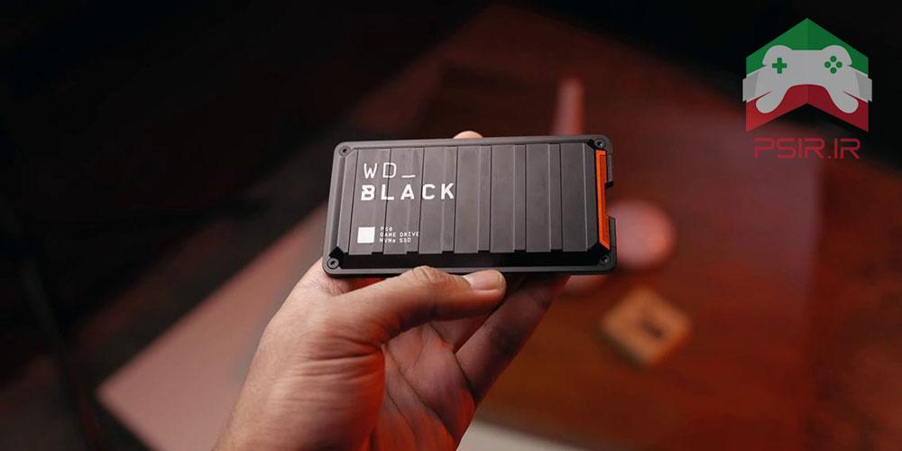 WD Black P50 Game Drive 1TB