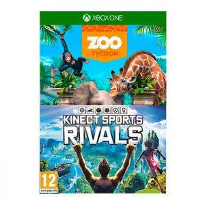 خرید بازی Zoo Tycoon & Kinect Sports Rivals Pack برای Xbox One دست دوم