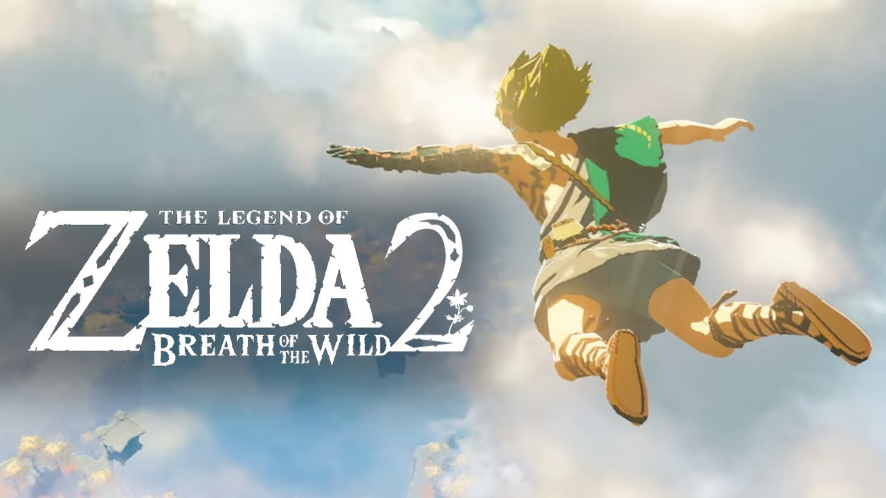 The Legend Of Zelda: Breath Of The Wild 2 : هر آنچه می دانیم