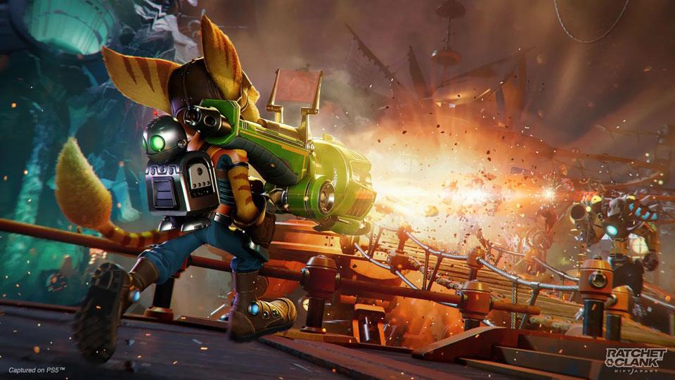 نقد و بررسی بازی Ratchet & Clank: Rift Apart