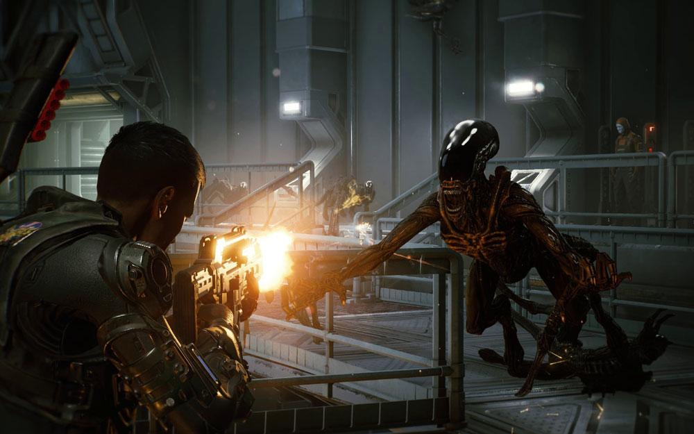 داستان بازی Aliens: Fireteam