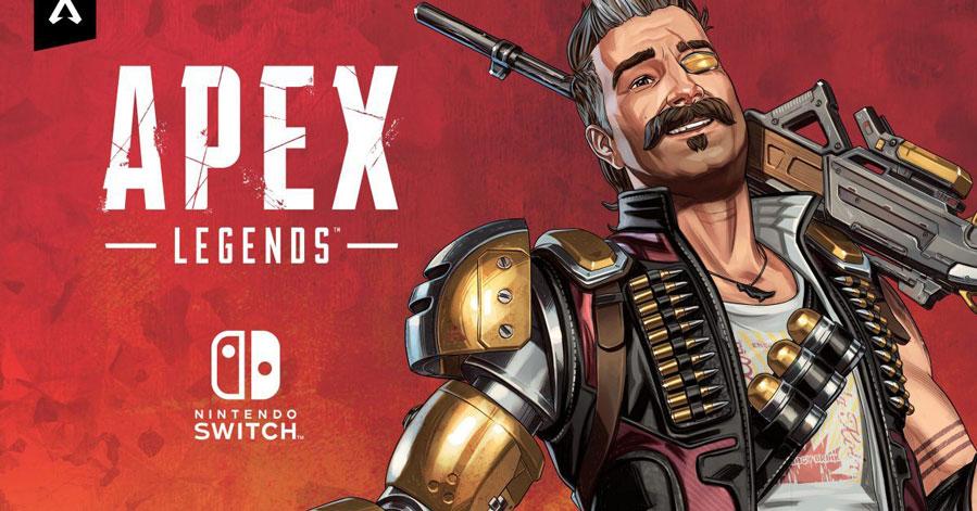 بازی Apex Legends نینتندو سوییچ