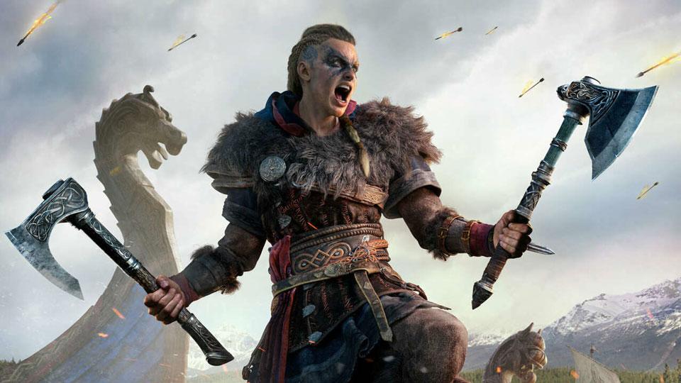 آپدیت جدید عنوان Assassin's Creed Valhalla