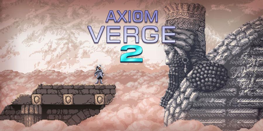 بازی Axiom Verge 2