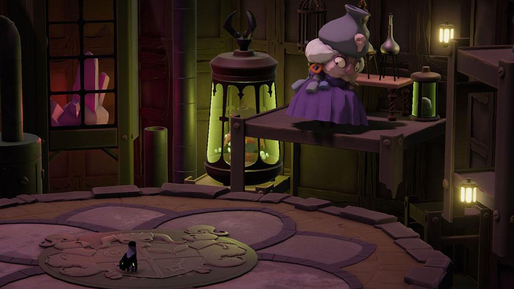 داستان بازیDeath's Door   نقد و بررسی کامل بازی