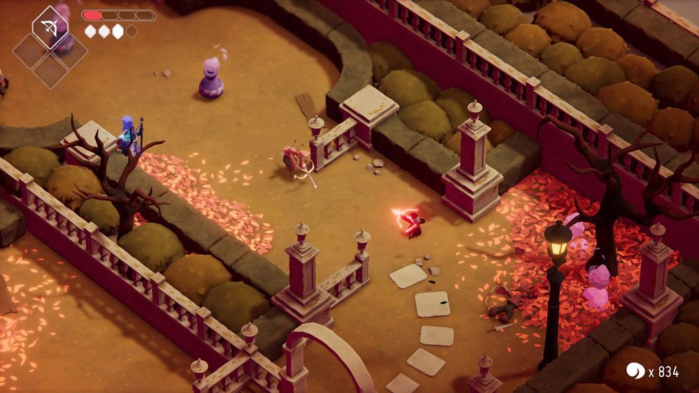 بررسی نکات مثبت و منفی بازی Death's Door