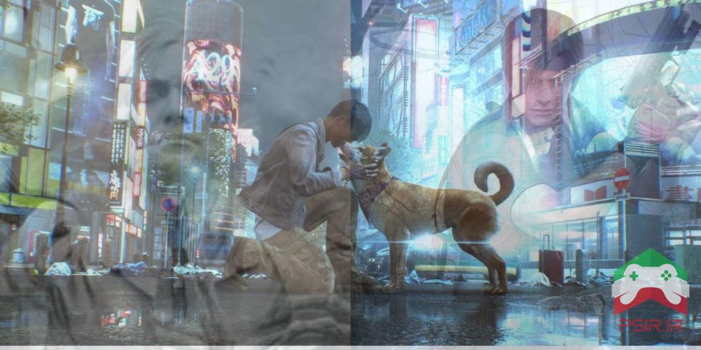 بازی GhostWire: Tokyo | بازی های به تاخیر افتاده در 2021