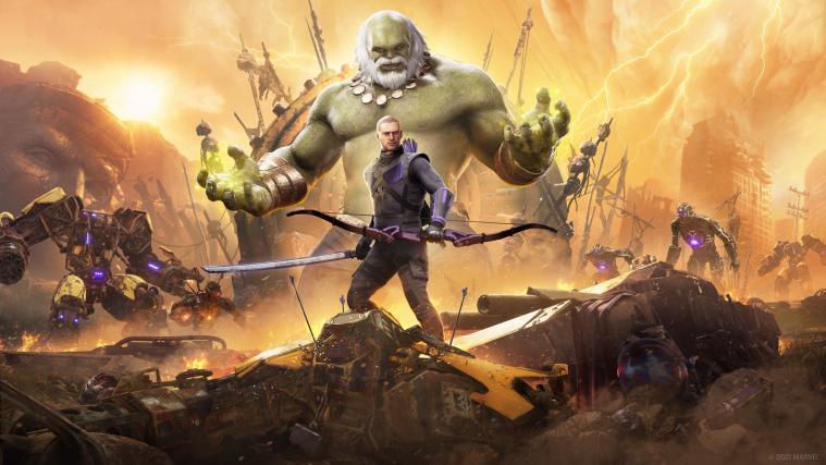 بازی Marvel's Avengers: Operation Hawkeye