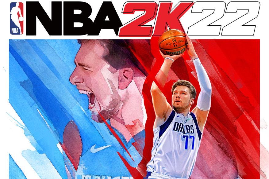 عنوان NBA 2K22 به صورت رسمی معرفی شد