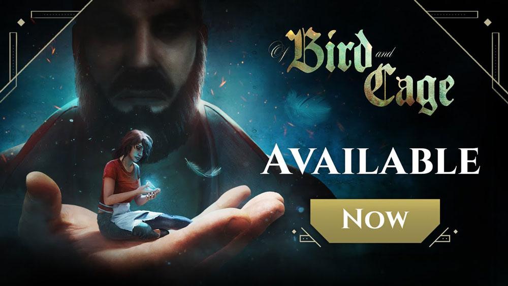 بازی Of Bird and Cage
