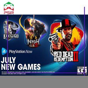 بازی های جولای PS Now معرفی شدند: [لیست کامل] بازی های july 2021+ ویدئو