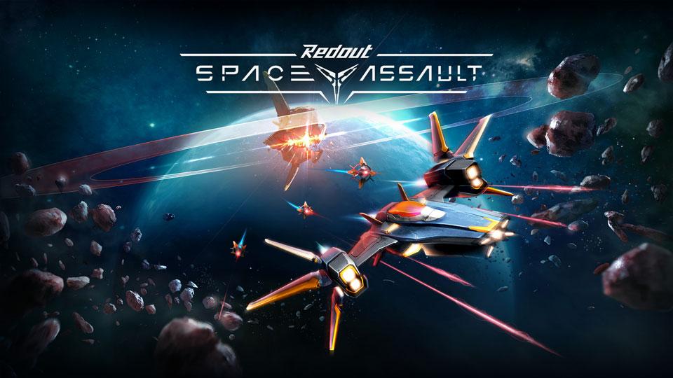 بازی Redout Space Assault