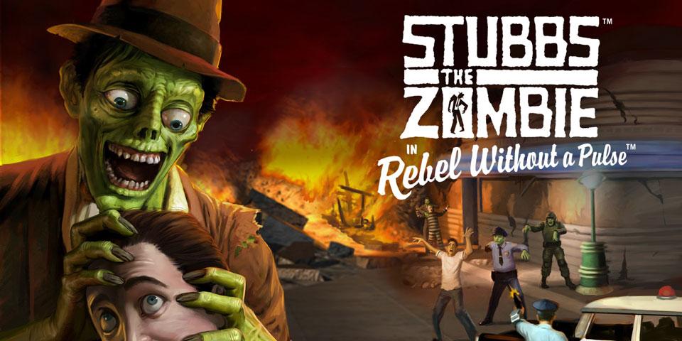بدترین بازی های سال 2021 میلادی: Stubbs the Zombie in Rebel Without a Pulse (Switch)