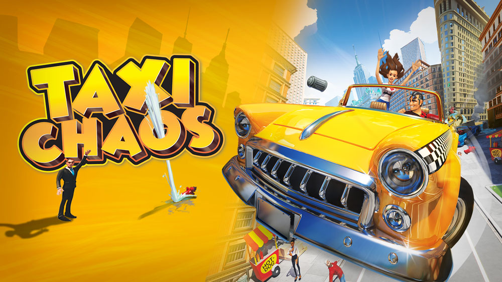 بازی Taxi Chaos | بدترین بازی های سال 2021