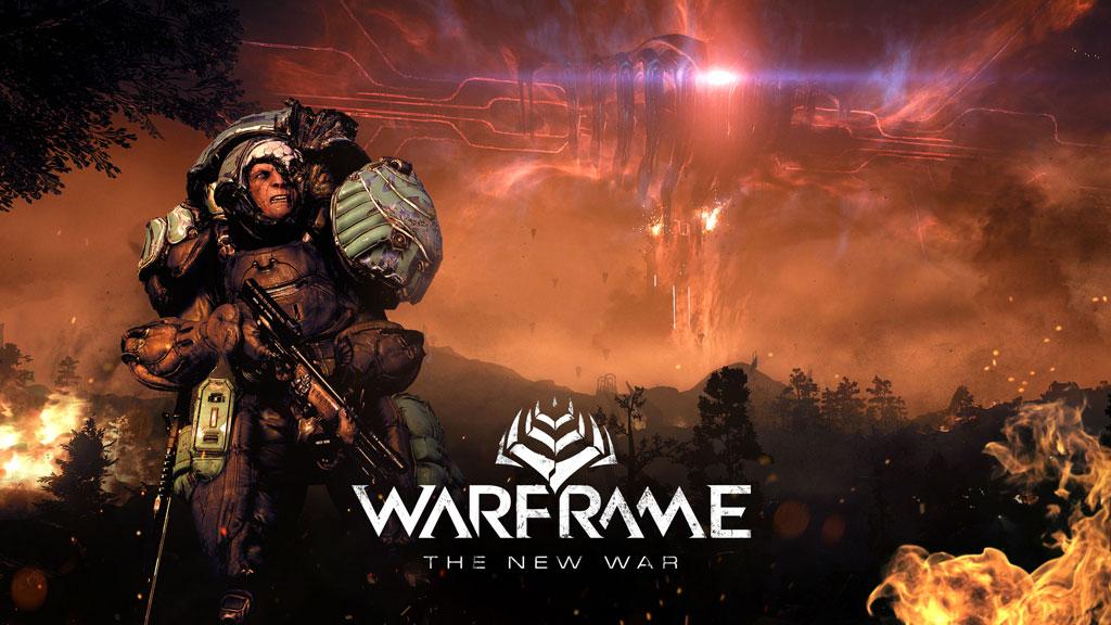 Warframe نسخه جنگ جدید
