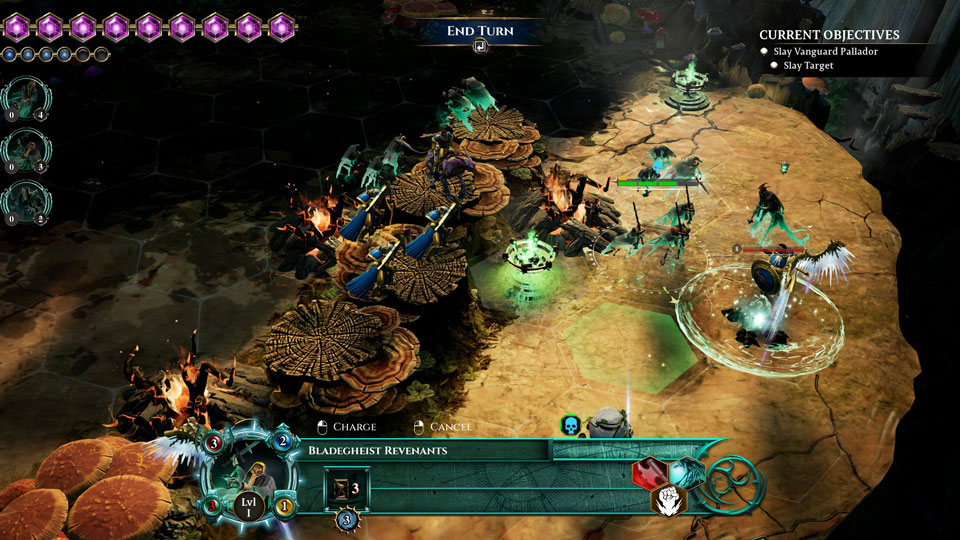 بازی Warhammer: Age of Sigmar – Storm Ground
