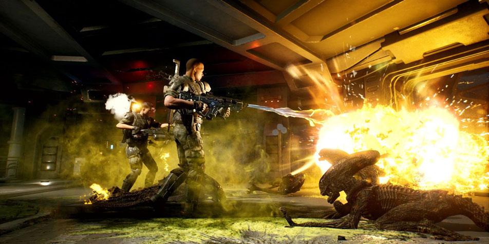 تاریخ انتشار بازی Aliens: Fireteam