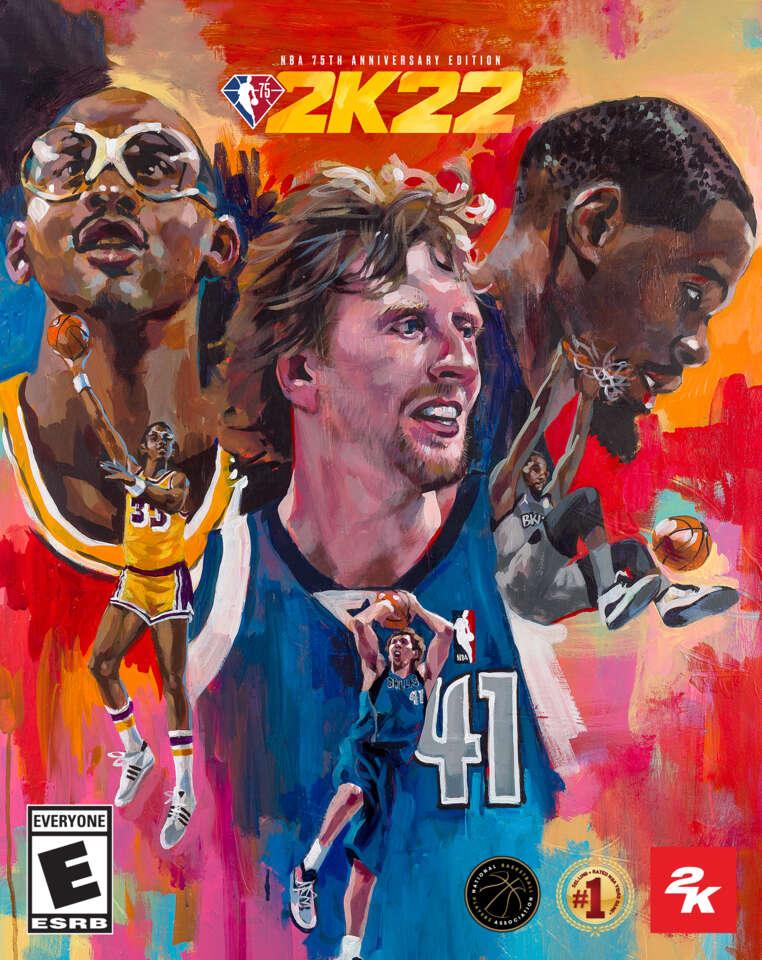قیمت پیش خرید نسخه استاندارد NBA 2K22