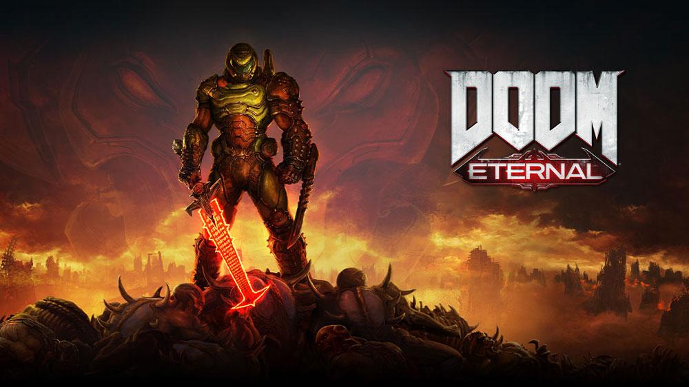 به روزرسانی Doom Eternal در PS5 و Xbox Series X