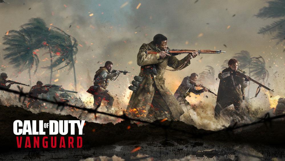 با انتشار تریلری، عنوان Call Of Duty Vanguard معرفی شد