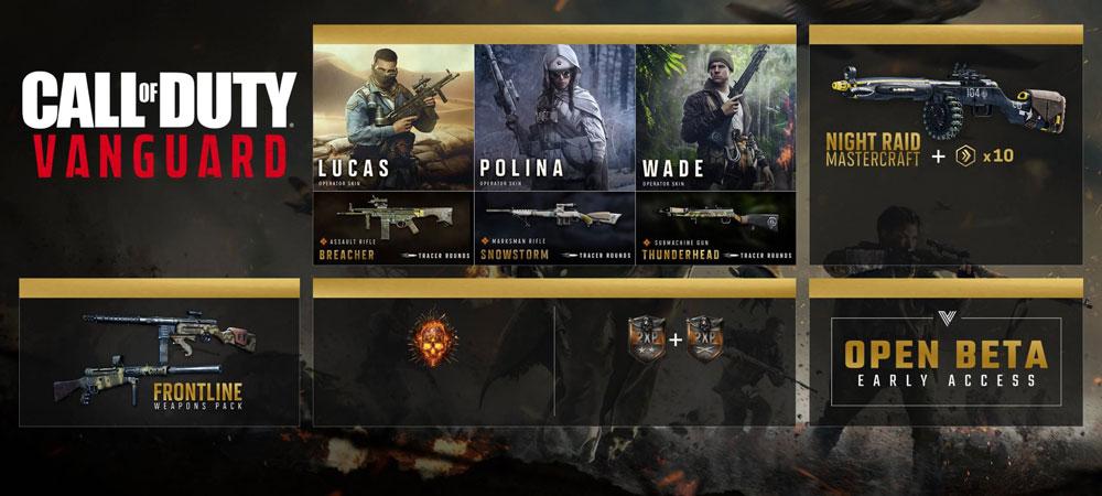 تصاویر و اطلاعات فاش شده از Call of Duty: Vanguard