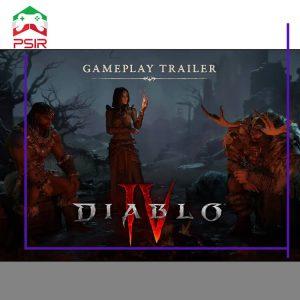 بازی Diablo 4: همه چیزدرمورد بازی Diablo IV [تاریخ انتشار، تریلر، آخرین اخبار