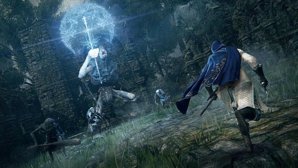بازی Elden Ring، یک بهمن ماه برای نسل هشتم و نهم عرضه خواهد شد.