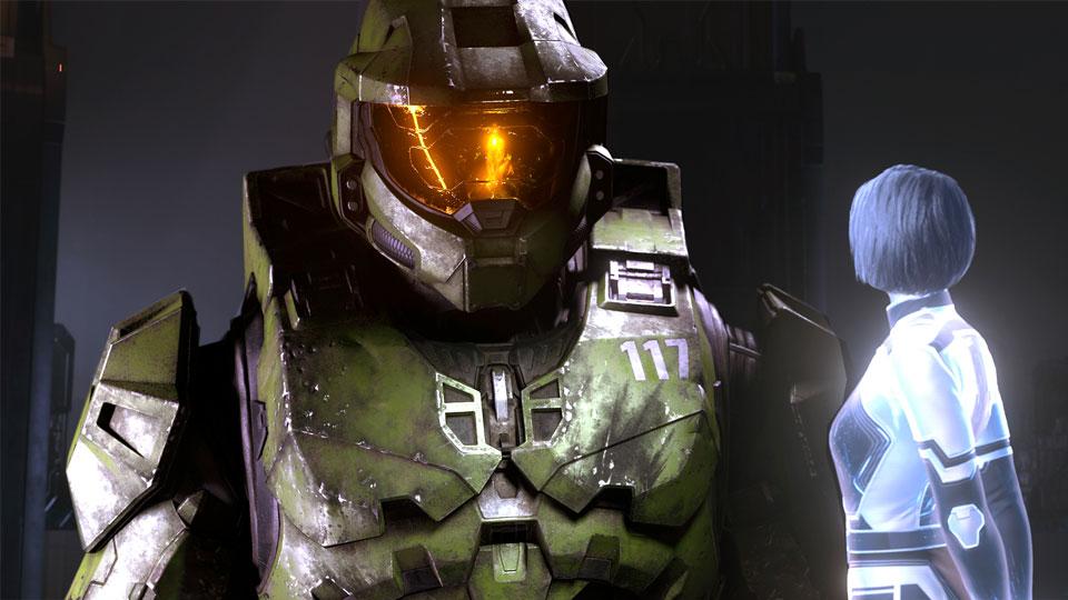 اطلاعات مهمی از داستان بازی Halo Infinite فاش شده است