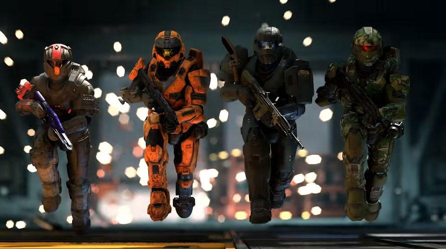 کمپین Halo Infinite از طریق بتا درز کرد