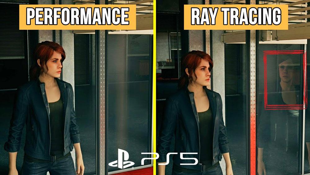 Ray Tracing در پلی استیشن 5 چگونه است؟