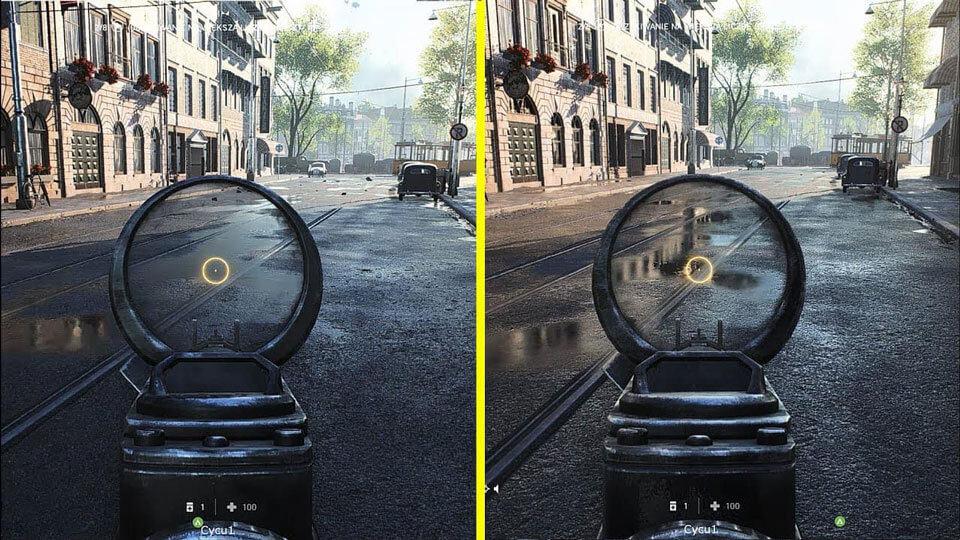 Ray Tracing چیست؟ مقایسه تفاوت زمان وجود تکنولوژی رهگیری پرتو (PS5)