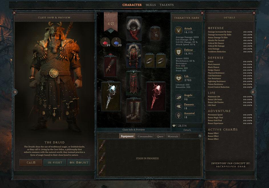 داستان بازی، پلت فرم ها و تاریخ انتشار بازی Diablo 4