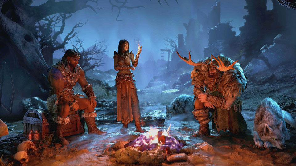 آخرین اخبار و کامل ترین اخبار مربوط به Diablo 4