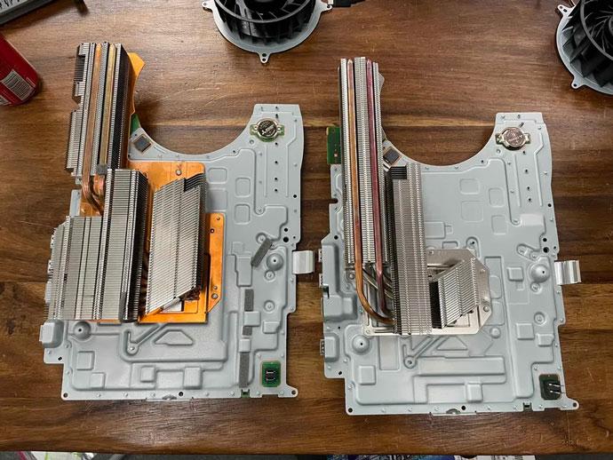 هیت سینک PS5