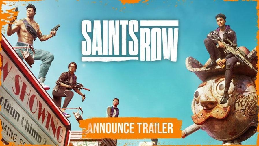 بازی جدید Saints Row معرفی شد + تریلر
