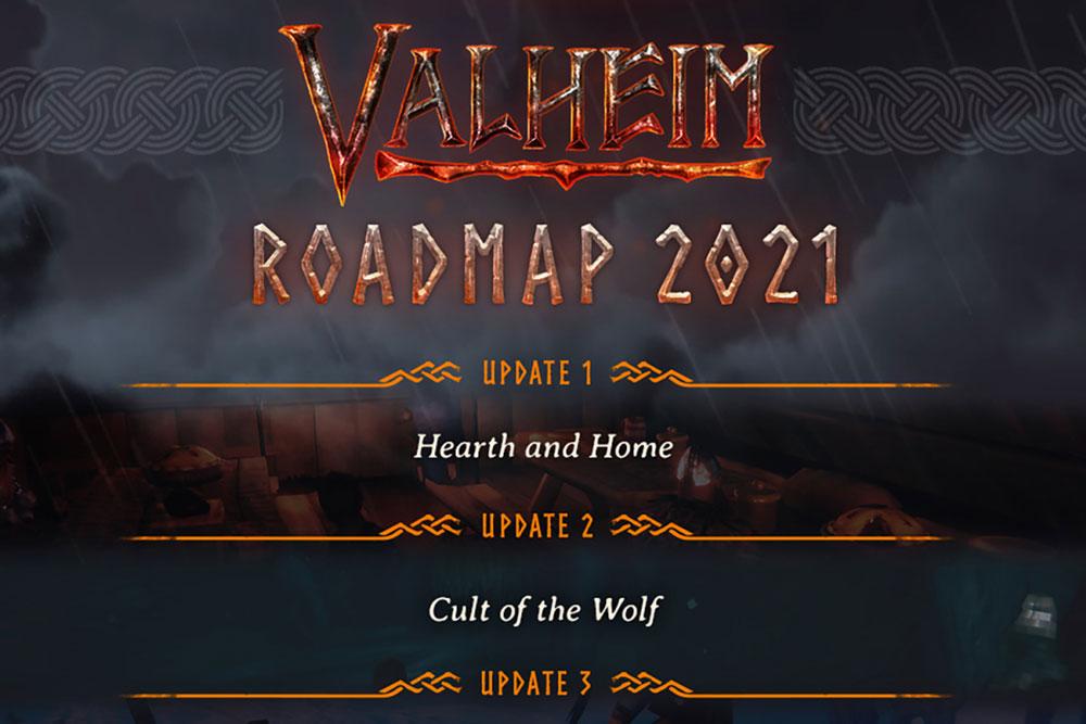اولین محتوای بازی Valheim با نام Hearth & Home در تاریخ ۲۵ شهریور در دسترس قرار میگیرد