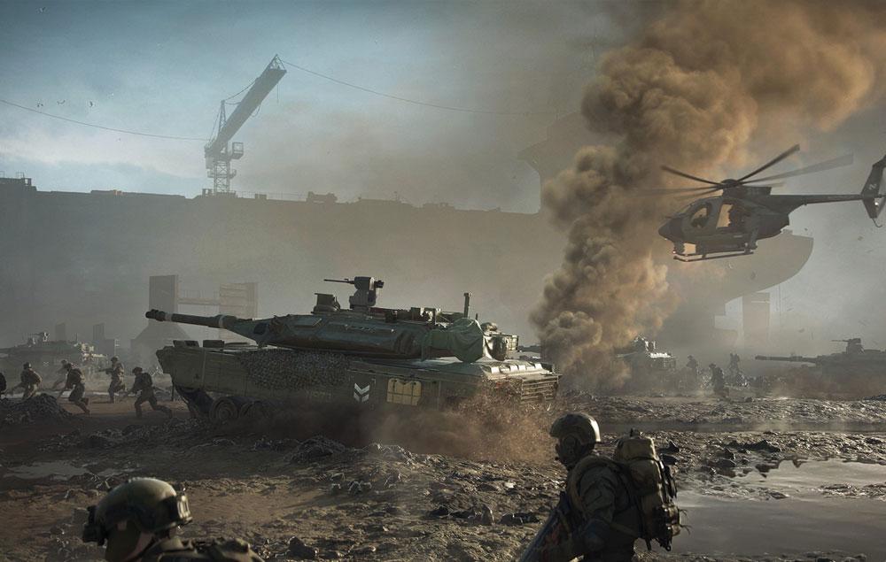 بازی Battlefield Mobile در فروشگاه گوگل پلی ظاهر شد