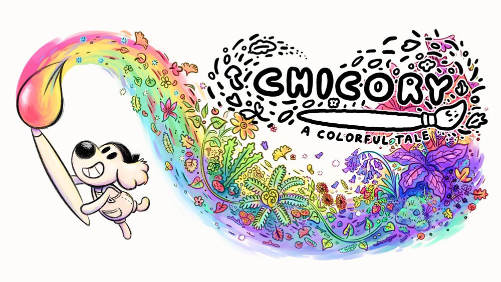 بازی Chicory: A Colorful Tale