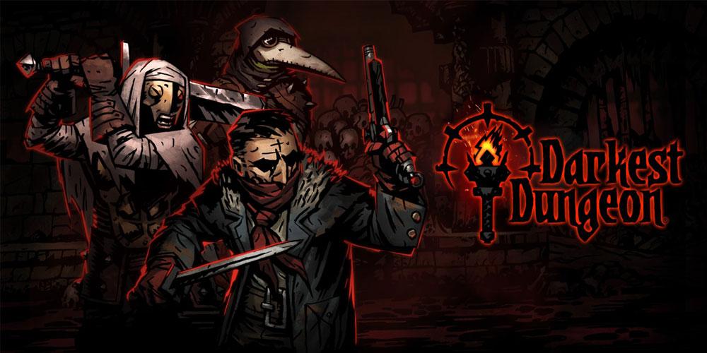 برترین بازی های PSN: بازی Darkest Dungeon
