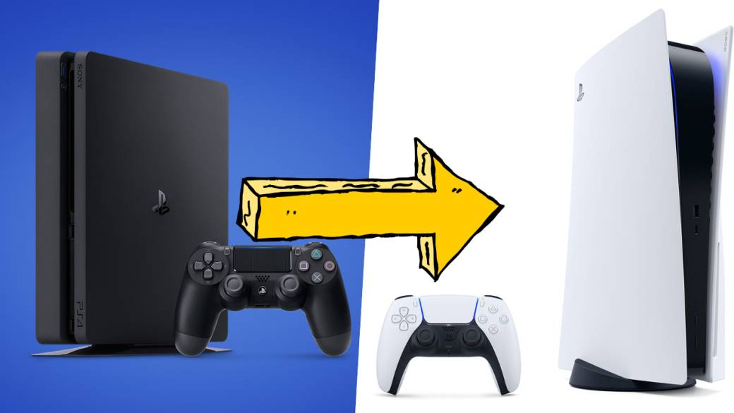 اجرای بازی های PS4 روی PS5