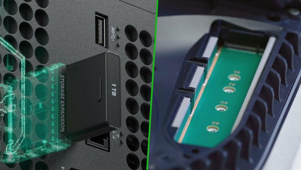 نصب M.2 SDD در PS5