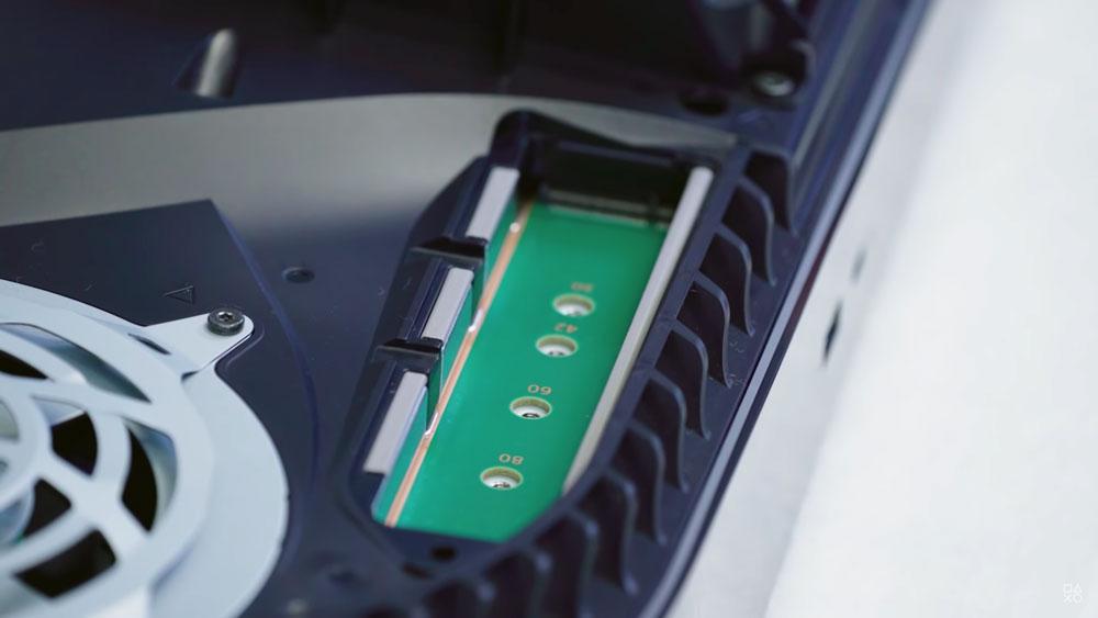 حافظه SSD پلی استیشن 5