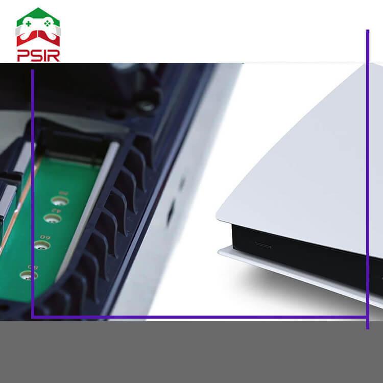 چطوری حافظه SSD در PS5 را افزایش دهیم؟ آموزش نصب M.2 SDD در PS5