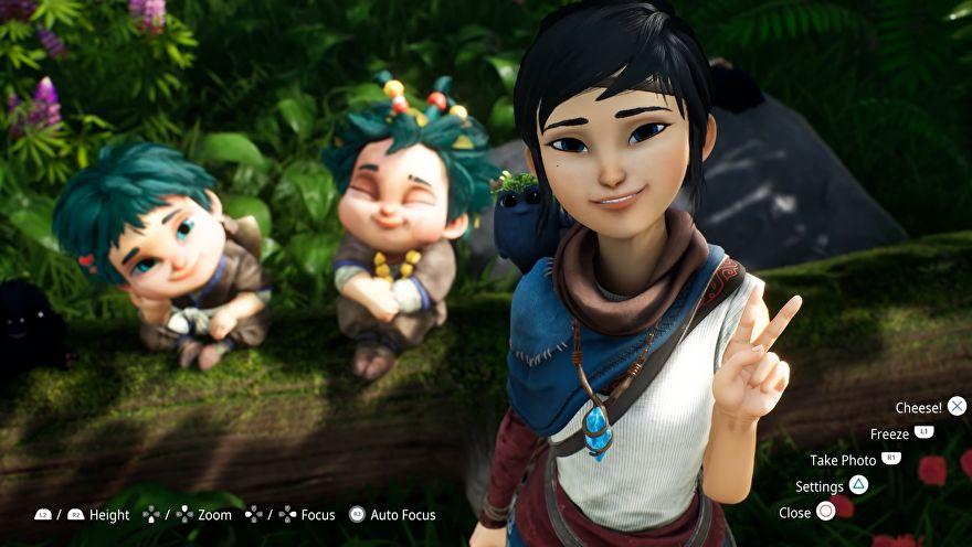 تصویر محیط بازی Kena که قرار است به زودی منتشر شود